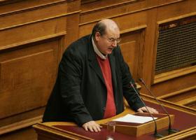 Φίλης: Ο πρόεδρος της ΝΔ κατέβασε πολλά σκαλιά κάτω το επίπεδο του πολιτικού διαλόγου - Κεντρική Εικόνα