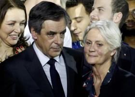Υπό κράτηση η γυναίκα του δεξιού Γάλλου υποψηφίου Φιγιόν - Κεντρική Εικόνα