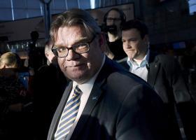 Φινλανδία: Απειλές κατά του υπουργού Εξωτερικών κατά τη διάρκεια προεκλογικής συγκέντρωση - Κεντρική Εικόνα