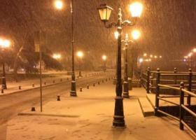 Εντυπωσιακές εικόνες από τα ανοιξιάτικα χιόνια στη Φλώρινα (photos) - Κεντρική Εικόνα