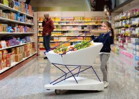 Καρότσι σούπερ μάρκετ διαθέτει... κάμερα και ραντάρ (photos+video) - Κεντρική Εικόνα