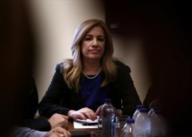 Γεννηματά σε Σολτς: Η Ελλάδα δεν μπορεί να προχωρήσει με τη θηλιά στον λαιμό - Κεντρική Εικόνα