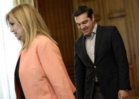 Γεννηματά μετά τη συνάντηση με Τσίπρα: Δεν θα τους κάνουμε τη χάρη...  - Κεντρική Εικόνα