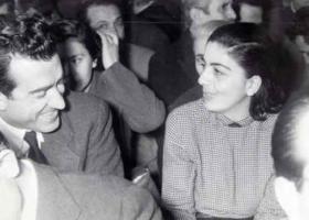 Μαρία Φωκά: Η γνωστή ηθοποιός που καταδικάστηκε σε ισόβια μαζί με τον Μπελογιάννη - Κεντρική Εικόνα