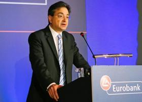Φ.Καραβίας: Ισχυρότερη κεφαλαιακά τράπεζα στην Ελλάδα η Eurobank - Κεντρική Εικόνα