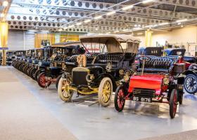 Προς πώληση η μεγαλύτερη ιδιωτική συλλογή Ford - Κεντρική Εικόνα