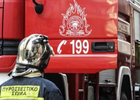 Πολύ υψηλός κίνδυνος πυρκαγιάς την Τετάρτη - Κεντρική Εικόνα