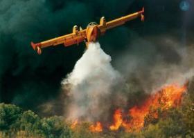 Μεγάλη φωτιά στη νότια Κέρκυρα απειλεί σπίτια - Εκκενώθηκαν χωριά - Κεντρική Εικόνα