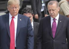 Σε τροχιά σύγκρουσης ΗΠΑ και Τουρκία - Κεντρική Εικόνα