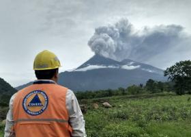 Γουατεμάλα: Στους 38 οι νεκροί από την έκρηξη του ηφαιστείου Φουέγκο - Κεντρική Εικόνα