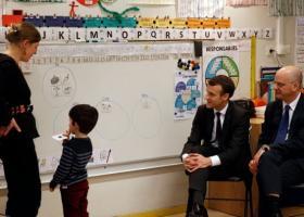 Γαλλία: 1.800 θέσεις εργασίας στο υπουργείο Παιδείας θα καταργηθούν το 2019 - Κεντρική Εικόνα