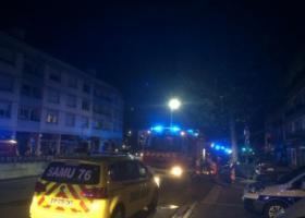 13 νεκροί και 6 τραυματίες από πυρκαγιά σε μπαρ στην πόλη Ρουέν - Κεντρική Εικόνα