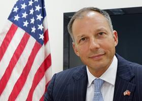 Στην Αθήνα ο υφυπουργός Εξωτερικών των ΗΠΑ Φράνσις Φάνον - Κεντρική Εικόνα