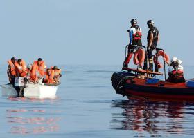 Frontex: 9.300 αφίξεις μεταναστών και προσφύγων στην Ελλάδα τον Αύγουστο - Κεντρική Εικόνα