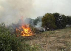 Ρόδος: Υπό μερικό έλεγχο η πυρκαγιά στο λόφο Αγίου Στεφάνου - Κεντρική Εικόνα