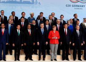 G20: Συμφωνία για το ελεύθερο εμπόριο - Αγεφύρωτο χάσμα για την κλιματική αλλαγή - Κεντρική Εικόνα