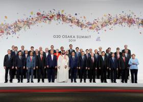 Για ένα ελεύθερο, δίκαιο και χωρίς διακρίσεις διεθνές εμπόριο κάνουν λόγο οι G20 - Κεντρική Εικόνα