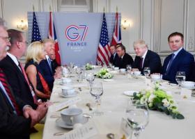 G7: 20 εκατ. δολάρια για την αντιμετώπιση των πυρκαγιών στην Αμαζονία - Κεντρική Εικόνα