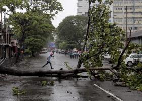 Γαλλία: Εννέα τραυματίες από τη σφοδρή καταιγίδα - Κεντρική Εικόνα