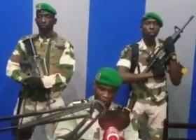 Σε εξέλιξη απόπειρα πραξικοπήματος στη Γκαμπόν - Κεντρική Εικόνα