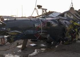 Γαλατάς: Απαγορεύονται μέχρι νεωτέρας οι πτήσεις ελικοπτέρων - Κεντρική Εικόνα