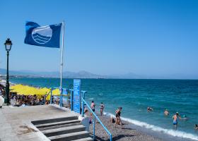 Η Ελλάδα δεύτερη παγκοσμίως σε Γαλάζιες Σημαίες - Ποιος νομός κατέχει τα σκήπτρα σε παραλίες και μαρίνες - Κεντρική Εικόνα