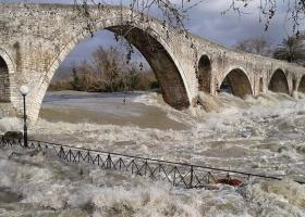 «Ξεμπλόκαρε» η μελέτη αντιπλημμυρικής προστασίας του ποταμού Άραχθου - Κεντρική Εικόνα