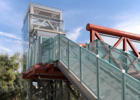 Σε πλήρη λειτουργία η νέα πεζογέφυρα στον Σταθμό Λαρίσης (photos)  - Κεντρική Εικόνα