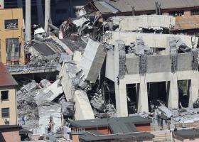 Στο στόχαστρο της εισαγγελίας 20 άτομα για την κατάρρευση της γέφυρας στη Γένοβα - Κεντρική Εικόνα