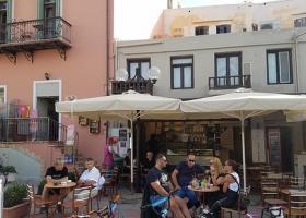 Φεύγει ο «Ιταλός» που έμαθε τους Χανιώτες να τρώνε εκλεκτό παγωτό (photos) - Κεντρική Εικόνα