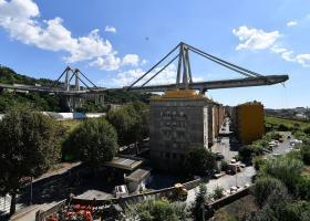 Πανεπιστημιακή μελέτη προειδοποιούσε από το 2017 για τη γέφυρα της Γένοβας - Κεντρική Εικόνα