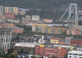 Ιταλία: Στους 43 οι νεκροί από την κατάρρευση της γέφυρας Μοράντι - Κεντρική Εικόνα