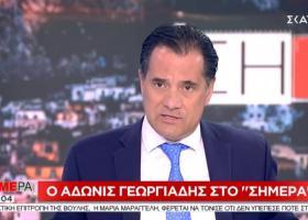 Γεωργιάδης: Στις αρχές Δεκεμβρίου αναμένεται να ανακοινωθεί ο πλειοδότης του διαγωνισμού για το καζίνο στο Ελληνικό - Κεντρική Εικόνα