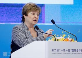 Η Κρισταλίνα Γκεοργκίεβα μοναδική υποψήφια διάδοχος της Λαγκάρντ  - Κεντρική Εικόνα
