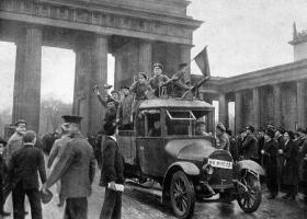 Γερμανία 1918: Η Επανάσταση που τελείωσε τον Α' Παγκόσμιο Πόλεμο - Κεντρική Εικόνα