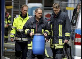 Γερμανία: Στο εδώλιο ζευγάρι τζιχαντιστών που σχεδίαζε επίθεση με «βιολογική βόμβα» - Κεντρική Εικόνα