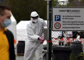 Κορωνοϊός-Γερμανία: Νέο «καμπανάκι» ανησυχίας - Υπέρβαση του ορίου νέων κρουσμάτων σε διάφορες περιοχές - Κεντρική Εικόνα