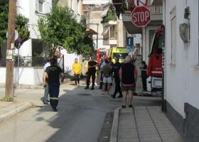Xαροπαλεύει ο τραυματίας της έκρηξης φιάλης υγραερίου στα Γιάννενα - Κεντρική Εικόνα