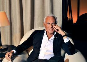 Giorgio Armani: Υποχώρησαν οι πωλήσεις για τρίτο συνεχόμενο έτος - Κεντρική Εικόνα