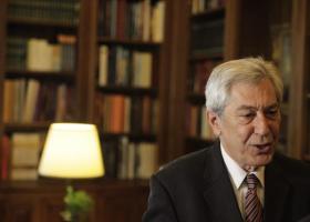 Πέθανε ο πρόεδρος της Attica Bank Γιώργος Μιχελής - Κεντρική Εικόνα