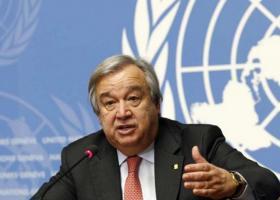 Γκουντέρες: Χαμηλές προσδοκίες για πρόοδο στο Κυπριακό - Κεντρική Εικόνα