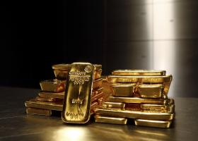 Άνοδος για τον χρυσό - Κεντρική Εικόνα