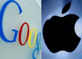«Σύρραξη» Apple-Google με επίκεντρο την ασφάλεια - Κεντρική Εικόνα