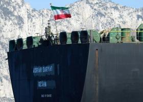 Το ιρανικό δεξαμενόπλοιο έφτασε Συρία, σύμφωνα με τον Τζον Μπόλτον - Κεντρική Εικόνα