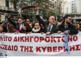 Παρατάθηκε ως τις 15 Σεπτεμβρίου η αποχή των δικηγόρων  - Κεντρική Εικόνα