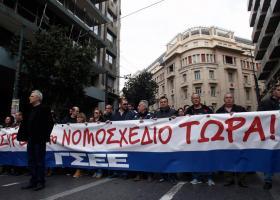 Ποιοι κλάδοι νεκρώνουν αύριο με την απεργία των ΓΣΕΕ-ΑΔΕΔΥ - Κεντρική Εικόνα