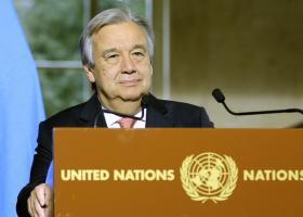 Γκουτέρες: Ο κόσμος θα χάσει ένα πολύτιμο φρένο στον πυρηνικό πόλεμο - Κεντρική Εικόνα