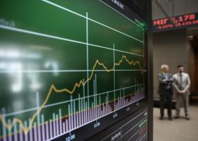 Χ.Α.: Τραπεζοκεντρική άνοδος, με χαμηλό τζίρο - Κεντρική Εικόνα