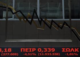 X.A.: Άντεξαν οι 850 μονάδες, προβληματίζουν τράπεζες και ΔΕΗ - Κεντρική Εικόνα