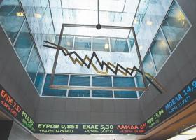 Χ.Α.: Με τις τραπεζικές μετοχές, κοντά στα υψηλά ημέρας - Κεντρική Εικόνα